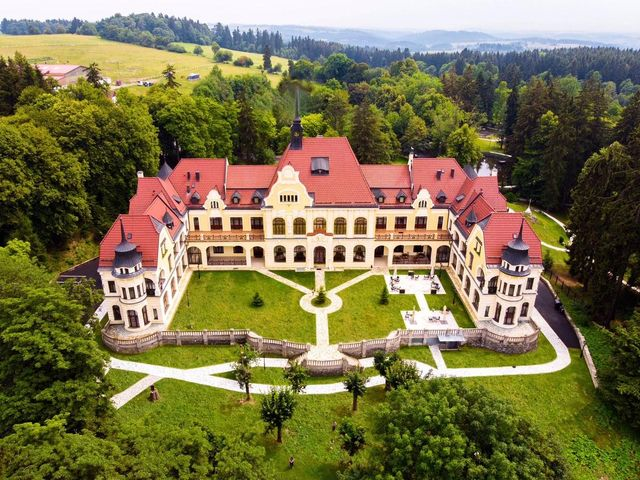 Rubezahl-Marienbad Luxury Historical Castle Hotel & Golf